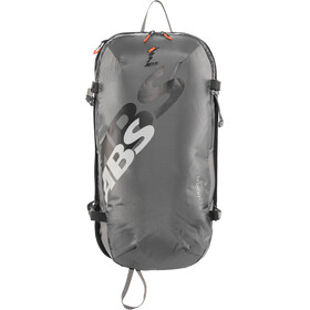 ABS s.LIGHT Compact Sac zippé 15L, rock grey